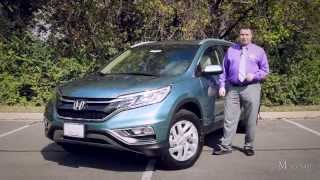 2015 Honda CR-V Test Drive Review