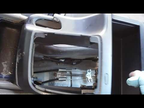 Install SRS Module In 2007 Honda Civic Center Console Removal