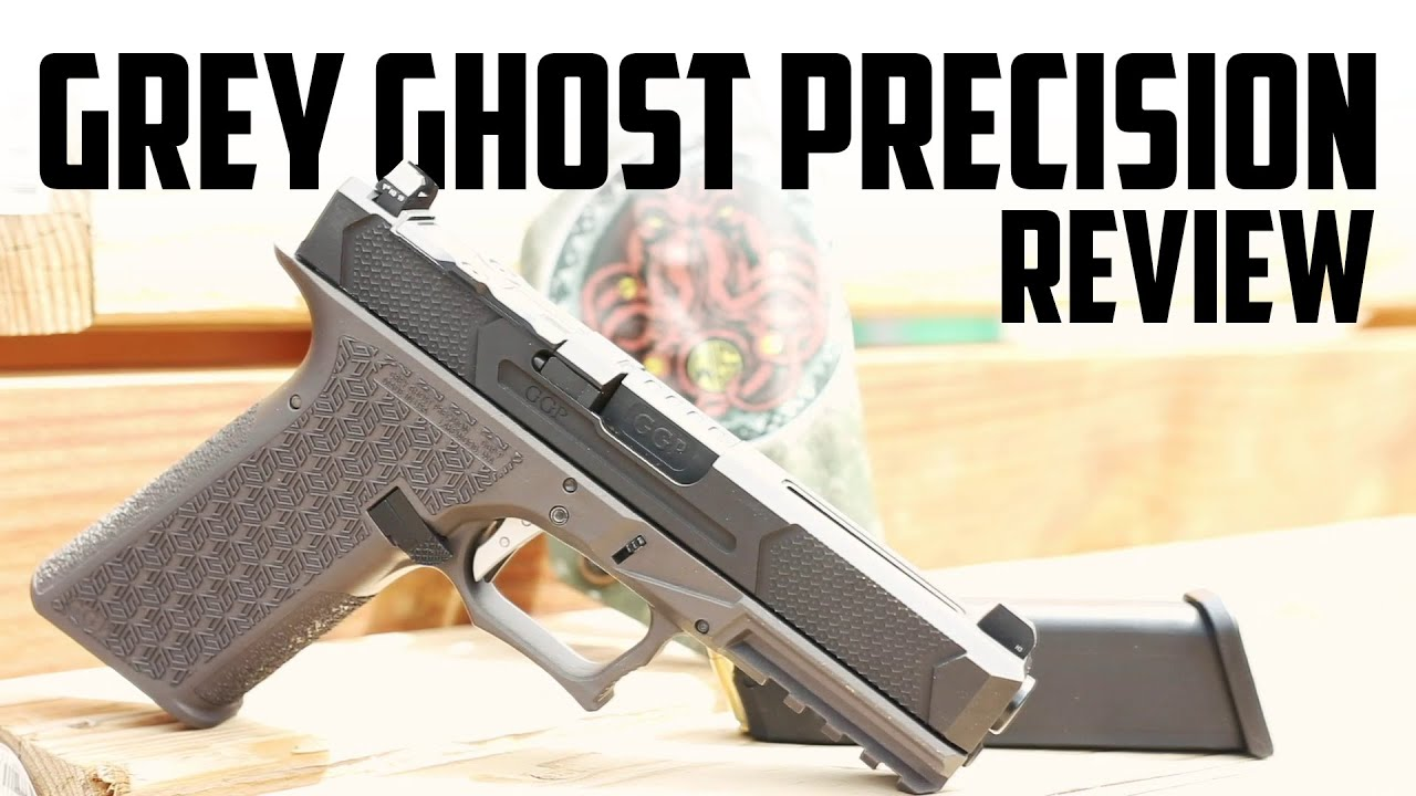 Grey Ghost Precision Combat Pistol Review