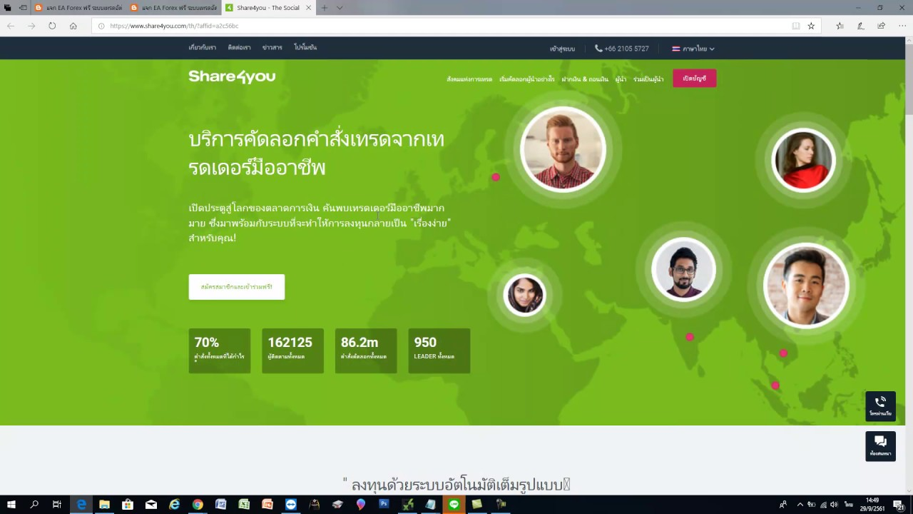 Forex CFD Trading Online | Forex4you | หุ้น, น้ำมัน, ทอง
