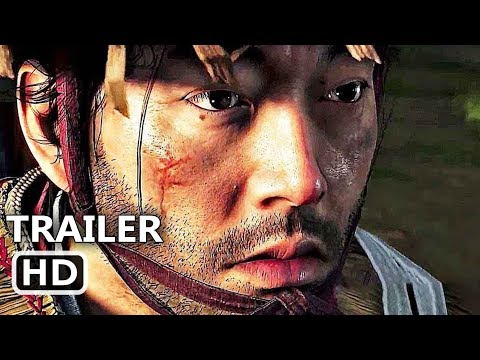 GHOST OF TSUSHIMA Gameplay Trailer (E3 2018)