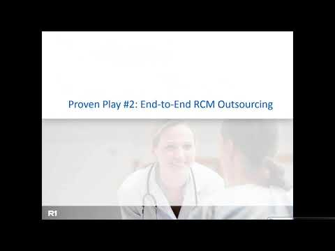 Revenue Cycle Outsourcing: Trends And Proven Plays For Hospital Leaders