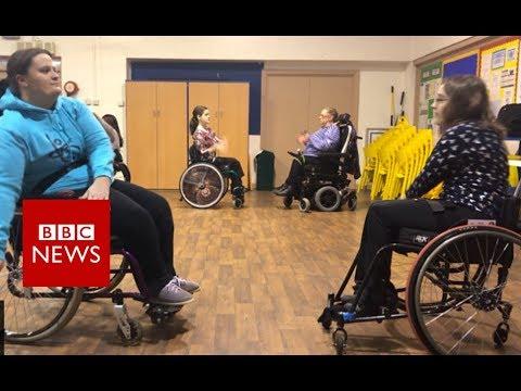 Wheelchair dance tips