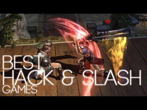 TOP 6 - PSP HACK AND SLASH GAMES