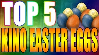 """TOP 5"" Kino Der Toten Easter Eggs"