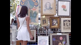 Insider: Lincoln Road Antique Market (Harris)