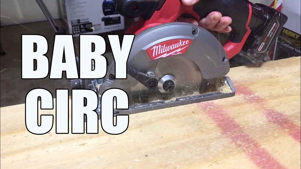 Milwaukee 2530-20 M12 FUEL 12-Volt 5-3//8-Inch Circular Saw w// Carbide Blade