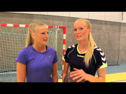 Håndball jenter satser i Hokksund 1