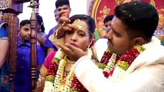 Hindu Wedding Highlights / Mr.Nirmal & Ms.Banu