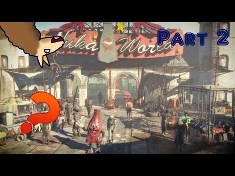 Fallout 4 Nuka World Part 2: Best Companion In Game?!?!
