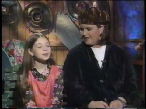 Nickelodeon - Nick 'sclusive - Harriet the Spy - Rosie O'Donnell Michelle Trachtenberg (1996)