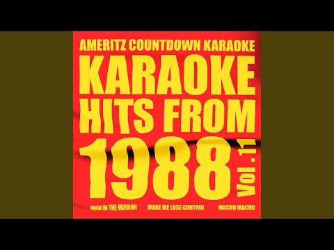 Love Letters (In The Style Of Alison Moyet) (Karaoke Version)