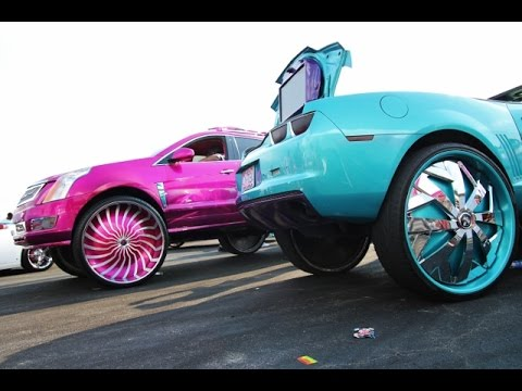 WhipAddict: StreetWhipz Mega Show 2015: Custom Cars, Kandy Paint, Big Rims