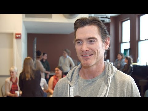 Billy Crudup on Leading a Double Life in Sexy Thriller HARRY CLARKE