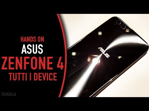 Tanti😱TROPPI😱ZENFONE 4 - Hands on