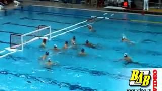Водное поло  матч Россия Франция
