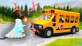 Видео с игрушками Плеймобил - Неудачная шутка! Новые мультики для детей смотреть онлайн