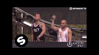 TJR & VINAI - Bounce Generation (Played by Showtek at Ultra Music Festival 2014)