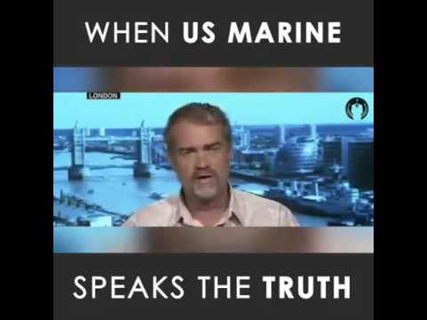 When US marine speaks the truth