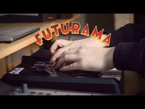 Futurama Theme Cover (All Instruments)