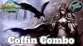 Deathrattle Combo Dragon Priest Witchwood | Hearthstone Guide How To Play
