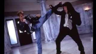 "Pure Fight Scenes: Gary Daniels (1) ""Deadly Target"" (1994) Byron Mann, Al Leong"