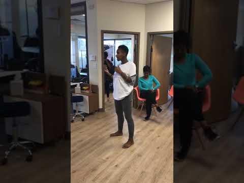 African Healing Dance Rendition