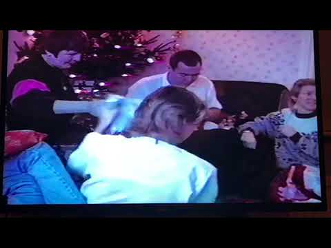Comley Family Christmas 1989 Part 1 Of 4