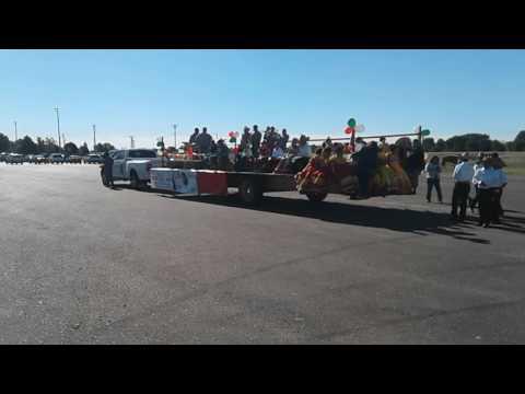 Garden City Kansas Mexican Fiesta parade 2016