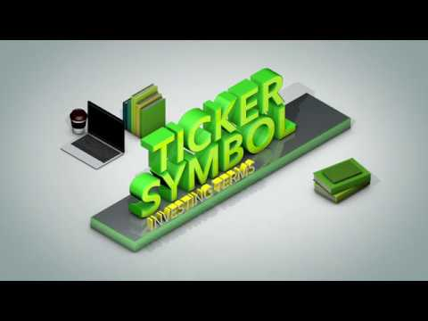 Investing in Simple terms - Ticker Symbol | Fidelity