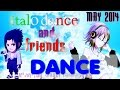 italo dance and trance hands up - (BEST OF MAY 2014)   MIX #11 HD