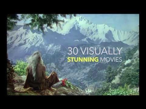 25 визуально безупречных кинокартин