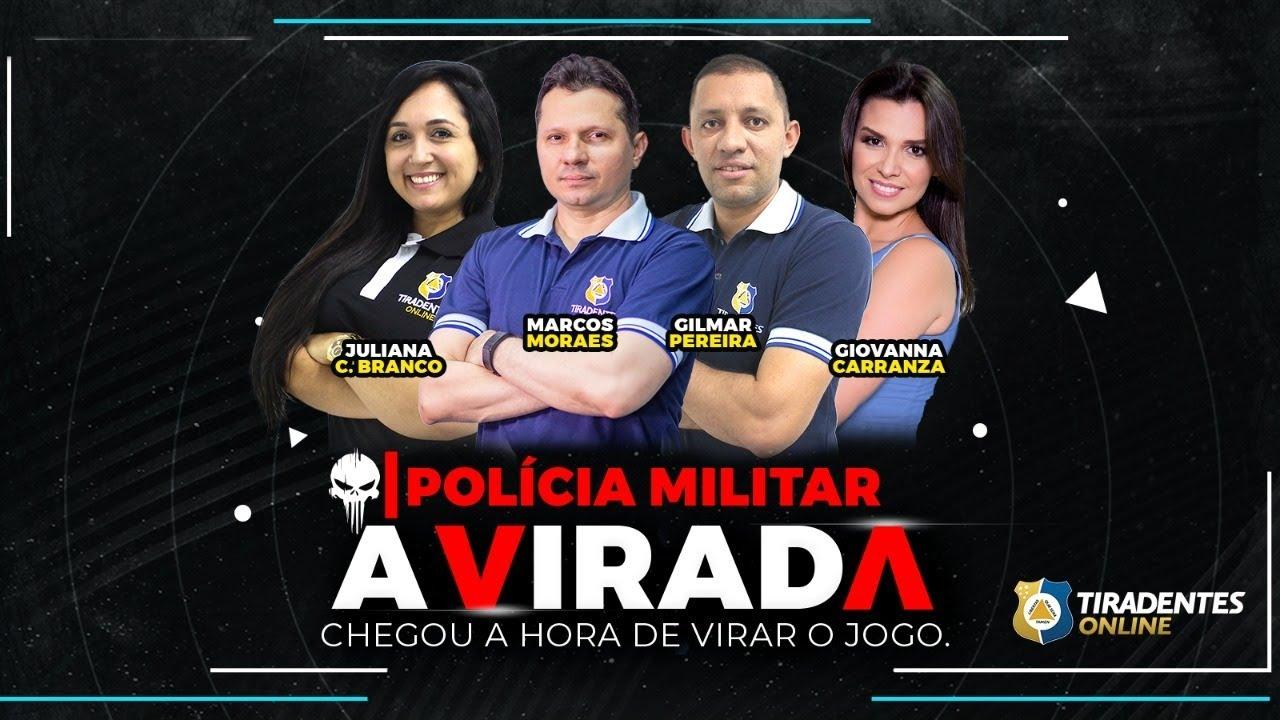 TIRADENTES ONLINE   A VIRADA   POLÍCIA MILITAR
