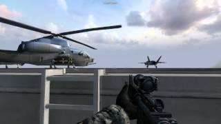 как убрать HUD в Battlefield 2