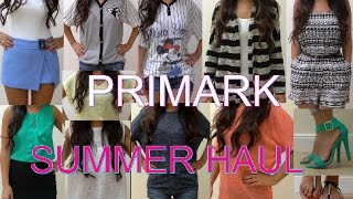 PRIMARK HAUL ❤ Juli 2014 | Sommer Kollektion