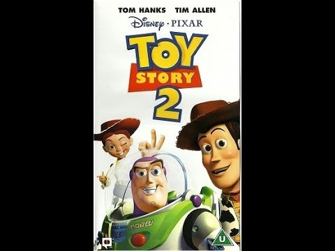 Digitized End Credits with Outtakes from Toy Story 2 (2000 VHS UK)