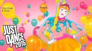 vuclip Just Dance - Fragili - Club Dogo ft. Arisa (Fanmade Mashup 60 sec)