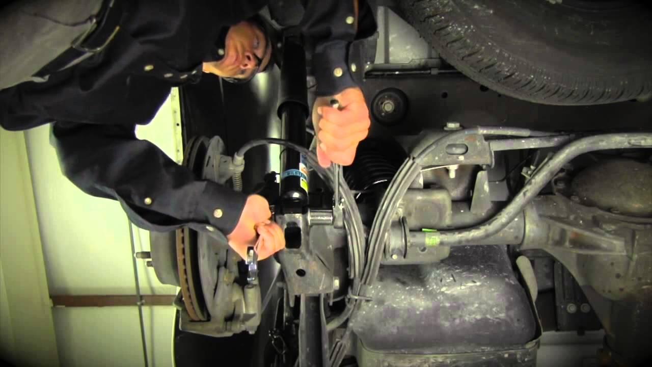 Convert GM SUV Electronic Autoride Suspension to an Arnott