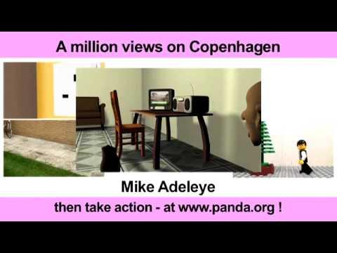 tve Inspiring Change - A million views on Copenhag...