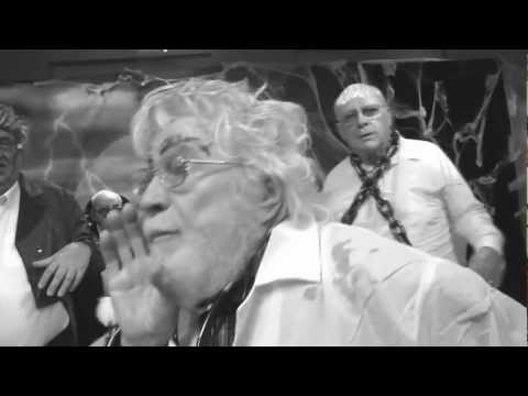 Monster Mashing Seniors Perform Ghoulish Lip Dub
