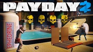 Payday 2: Лабораторные крысы (Жажда Смерти)