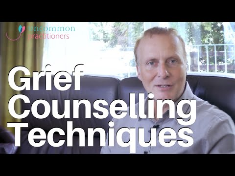 Grief Counselling: 3 Techniques Therapists Can Use