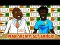 ✈️BONY SIGNS FOR MAN CITY✈️ TRANSFER NEWS (Defoe Sunderland Ivory Coast Football Cartoon)