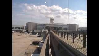 Orlando International Airport Shuttle (Baggage Claim - Departures/Arrivels)