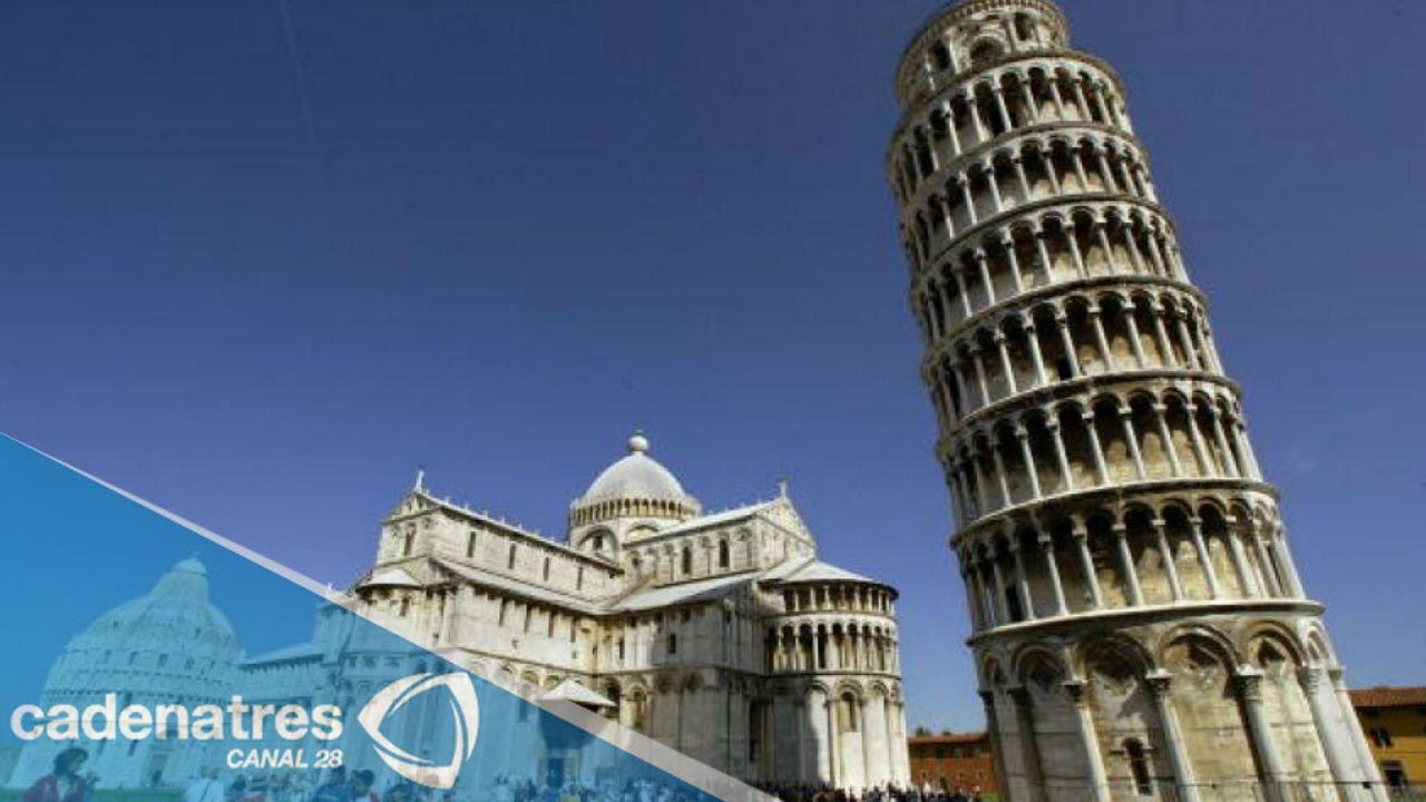 foto de Conoce la increíble Torre de Pisa Italia YouTube