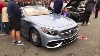 Mercedes MayBach S650 Car Show in Atlanta Georgia