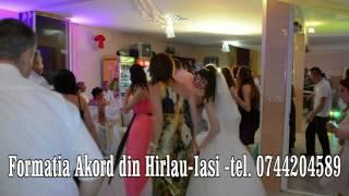 BRASOVEANCA,MENEAITO,PINGUINUL,MUSAMAUA -FORMATIA AKORD -IASI-live-nunta