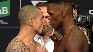 UFC 243: Weigh-in Recap