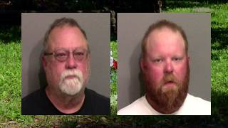 Georgia man, son charged with murder in shooting of unarmed black man