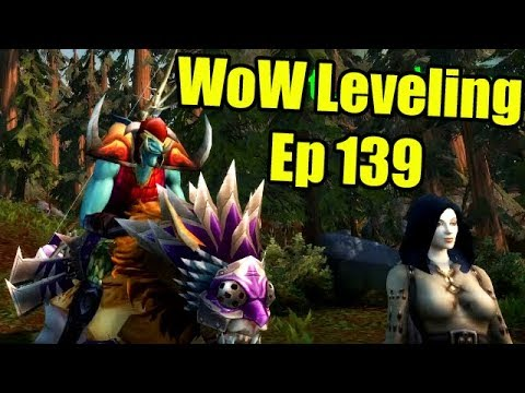 WoW Leveling Ep 139: Grizzly Hill Vikings | WoWcrendor